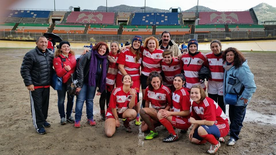 Amatori Ct Ladies vincenti a Palermo