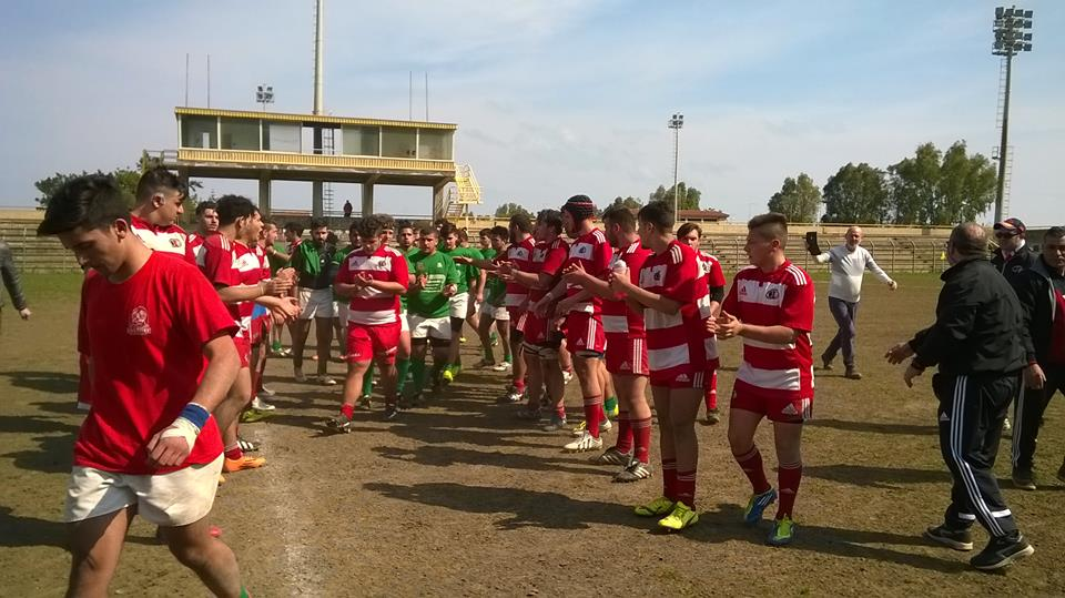 Amatori Ct under 18 vittoria semifinale