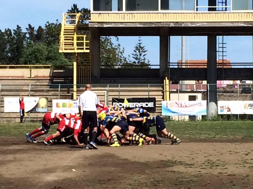 Amatori CT vs US Primavera Rugby