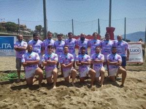 Beach Rugby: la DomusBet Amatori Catania si gioca il tricolore