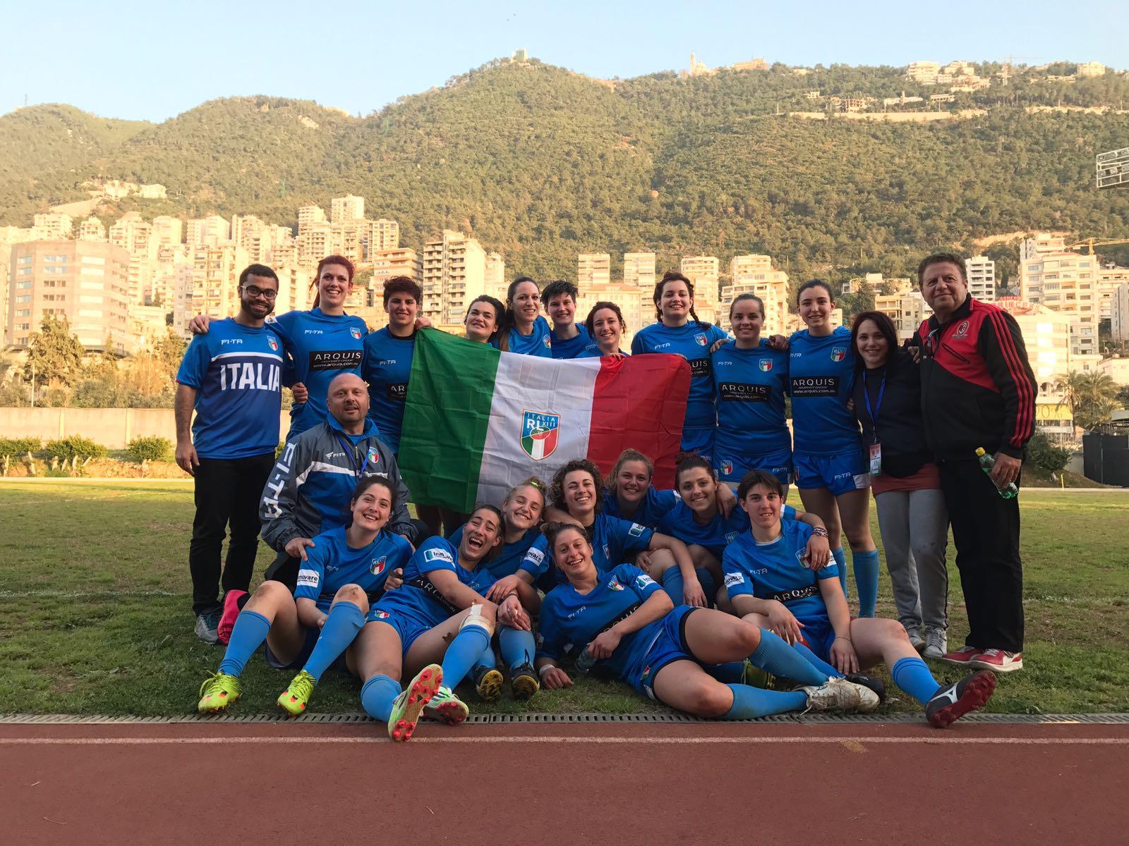IL GRUPPO ITALIA LADIES