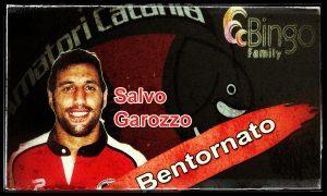 UFFICIALE: SALVO GAROZZO E' DELLA BINGO FAMILY AMATORI CATANIA
