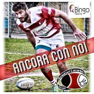 UFFICIALE: NINO ARRIGO ANCORA CON NOI