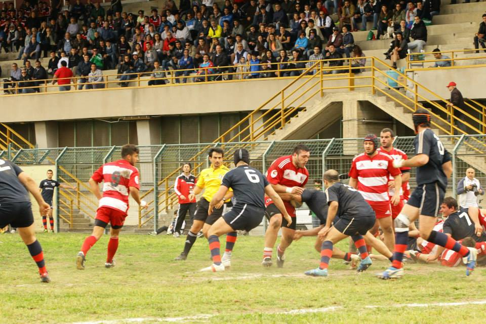 Amatori Catania Rugby - Cus Catania Rugby. Finale Regionale Sicilia.