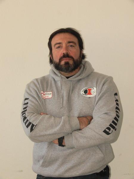 Vittorio, Ezio - Allenatore Seniores - Amatori Catania Rugby.com